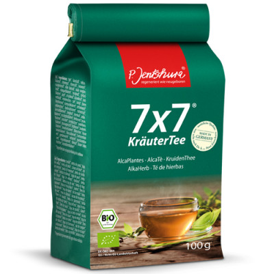 P.Jentschura 7x7 KräuterTee 100 g