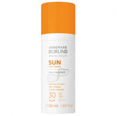 ANNEMARIE BÖRLIND SUN Sonnen Creme DNA Protect LSF 30 50ml