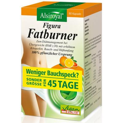 Alsiroyal Figura Fatburner 90Kps
