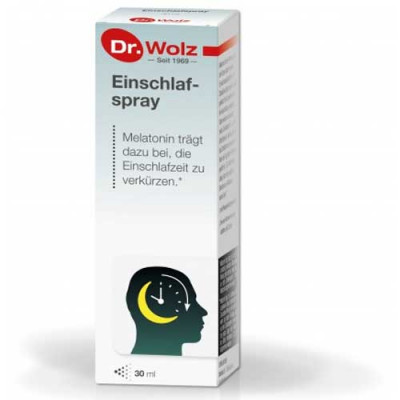 Dr. Wolz Einschlafspray 30 ml