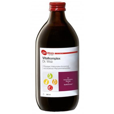 Dr. Wolz Vitalkomplex 500 ml
