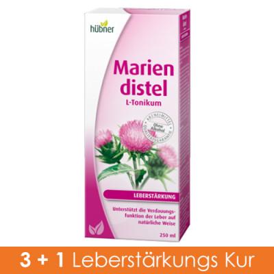 Hübner Mariendistel L-Tonikum 750ml + 250ml