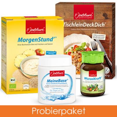 P Jentschura Probierpaket