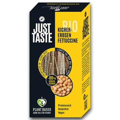 Just Taste Bio Kichererbsen Fettucchine 250g