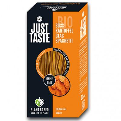 Just Taste Bio Süßkartoffel Spaghetti 250g