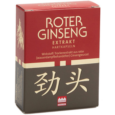 KGV Roter Ginseng Extrakt 30 Kps