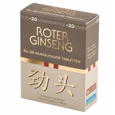 KGV Roter Ginseng Tabletten 80 St.