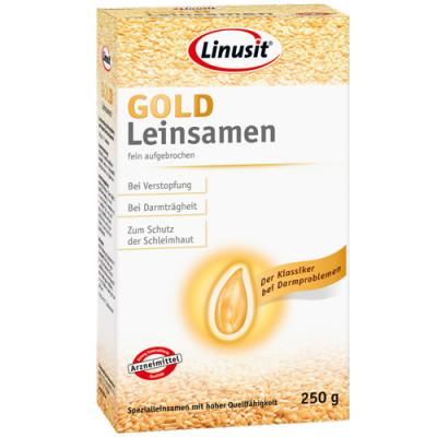 Linusit Gold Leinsamen 250g