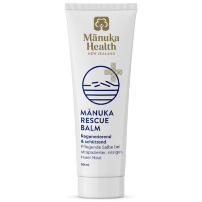Manuka Health Manuka Rescue Balm 50ml
