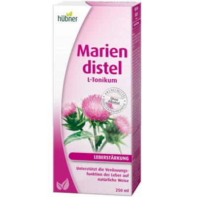 Hübner Mariendistel L-Tonikum 250ml