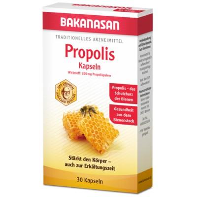 Bakanasan Propolis Kapseln 30Kps