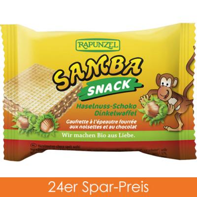 Rapunzel Samba Snack 25gx24