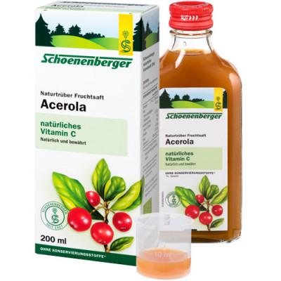 Schoenenberger Acerola 200ml