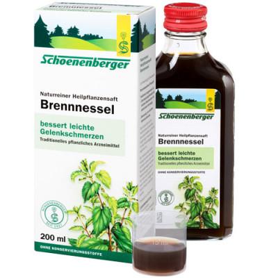 Schoenenberger Brennnessel 200ml