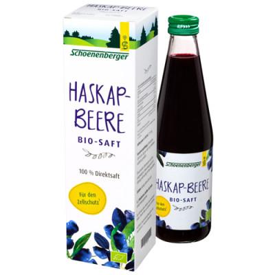 Schoenenberger Haskap-Beere Bio-Saft 330 ml