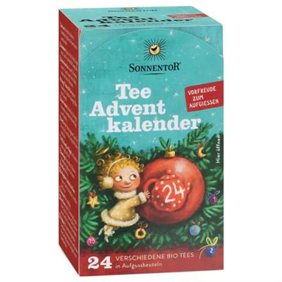 Sonnentor Tee Adventkalender