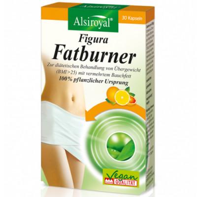 alsiroyal fatburner diät drink