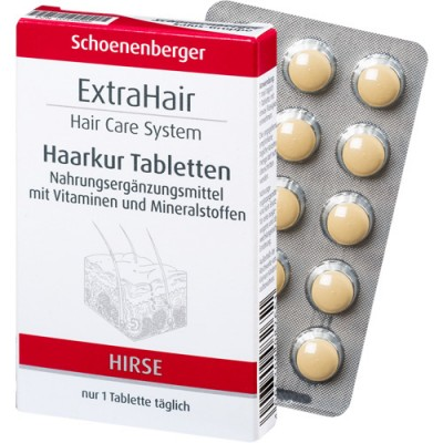 Haar volumen tabletten