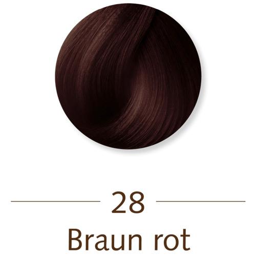 Sanotint Classic 28 Braun Rot 125ml
