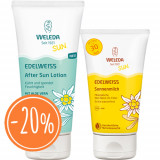Weleda Edelweiss Sonnenmilch + After Sun