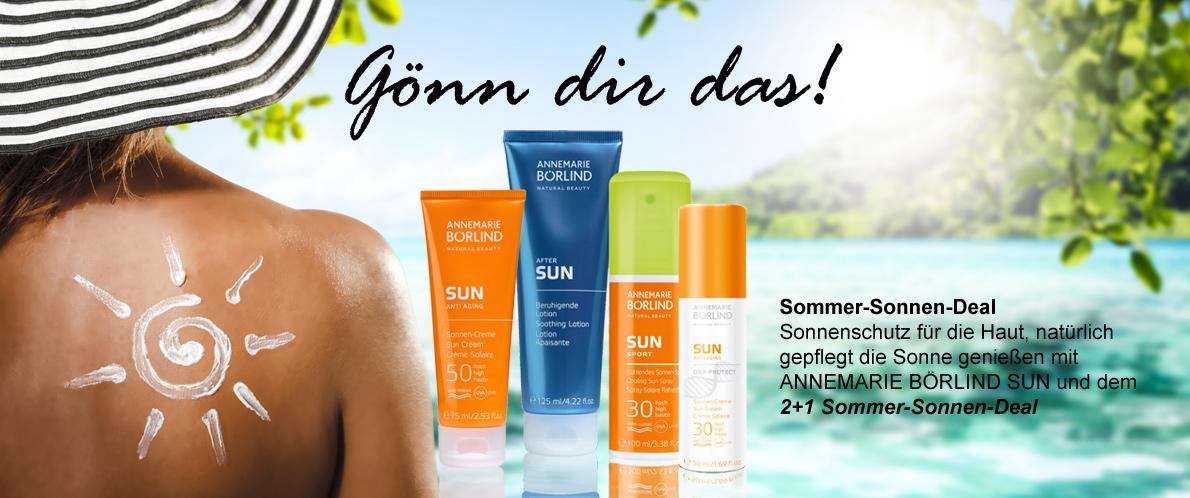 Sommer Sonnen Deal